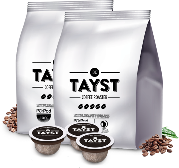Tayst Coffee Pods