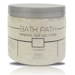 BathPath Lavender Bath S…