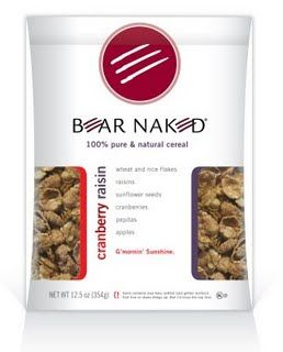 Bear Naked  Cranberry Ra…