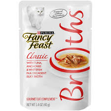 Fancy Feast Broths Class…