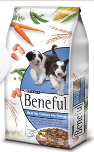 Purina Beneful Healthy Growth Puppy Dog Food Shespeaks