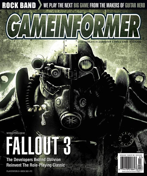 Game Informer Magazine Shespeaks