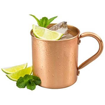 Moscow Mule Pure Copper…