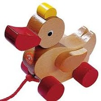 HABA Duck Pull Toy