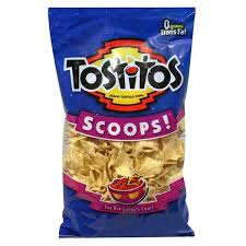 Fritolay tostitos scoops