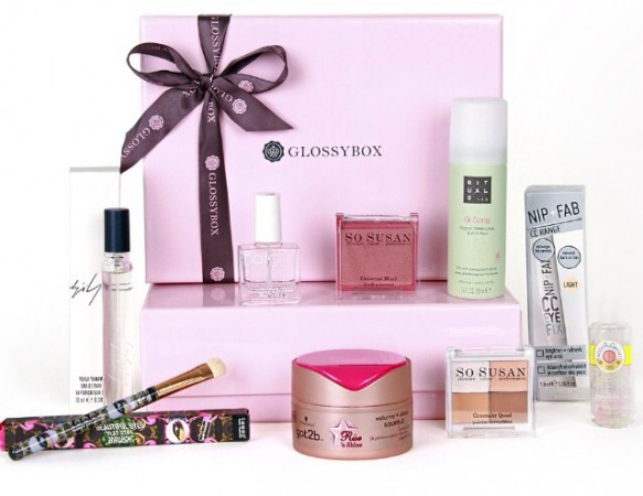 Glossybox monthly beauty…