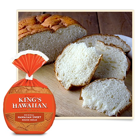 King's Hawaiian Sweet Ro…