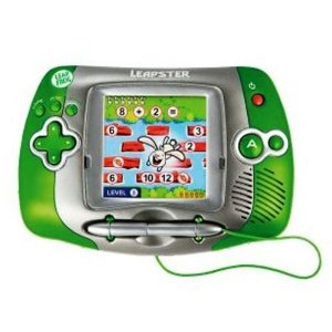 LeapFrog Leapster Game Learning System