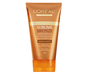 L'Oreal Sublime Bronze Self-Tanner