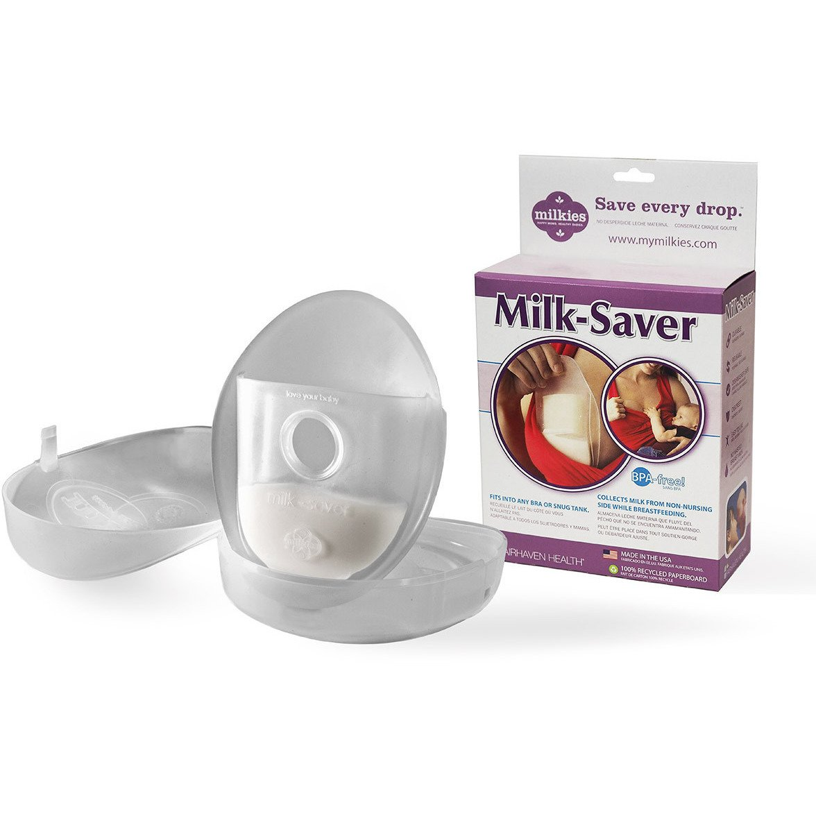 Milkies Milk Saver