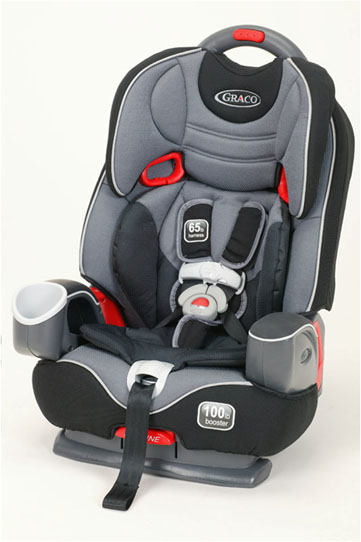 Nautilus 3-in-1 Car Seat