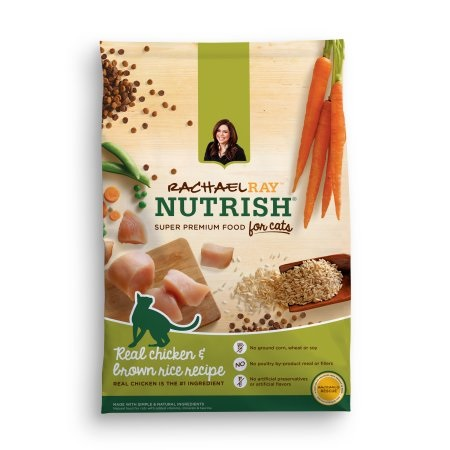 Nutrish Cat Food