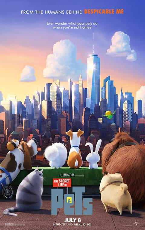 Universal Pictures The Secret Life of Pets