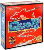SpinMaster Games Quelf Board Game