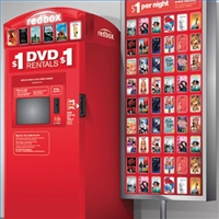 Red Box DVD Rentals