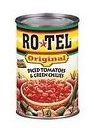 Rotel Diced Tomatoes & G…