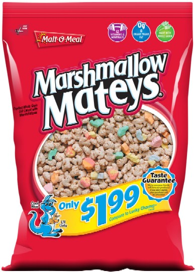 Malt-O-Meal Marshmallow …
