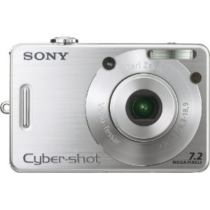 Sony Cybershot DSC- W70 Digital Camera