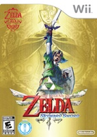 Nintendo Wii The Legend of Zelda: Skyward Sword