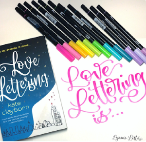 Don't Miss It! Win Prizes at the #ReadLoveLettering  Facebook Live Event 1/30 1:00 PM